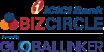 ICICI Bank BizCircle GlobalLinker logo